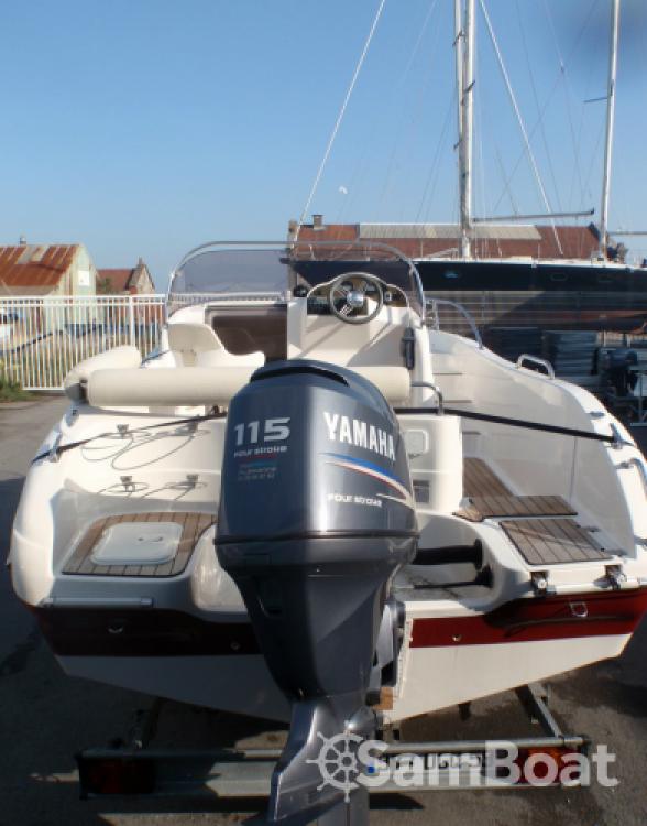 Huur Motorboot met of zonder schipper Pacific Craft in Hyères