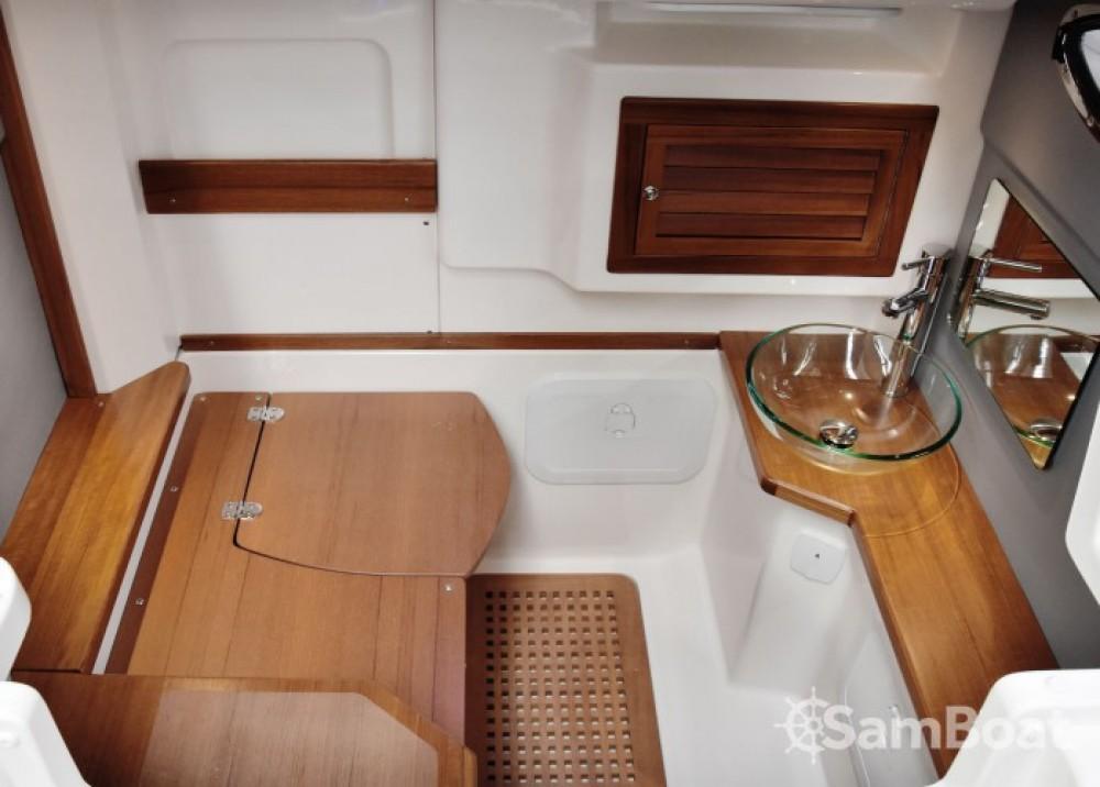 Verhuur Rubberboot Marlin met vaarbewijs