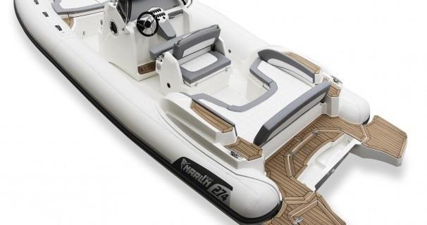 Marlin Boat Marlin Boat 274 te huur van particulier of professional in Porto-Vecchio