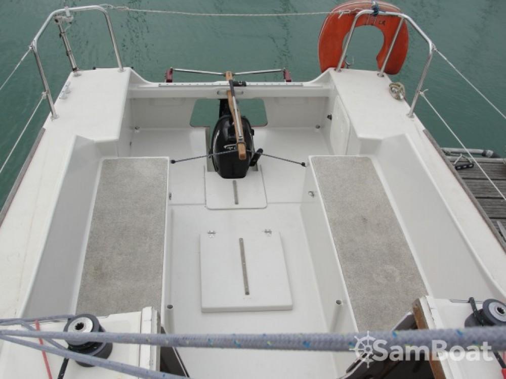 Verhuur Zeilboot Chantier-Mer met vaarbewijs