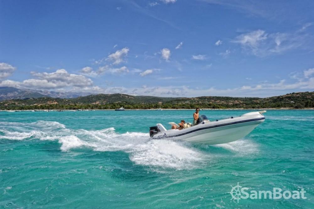 Verhuur Rubberboot in Porto-Vecchio - Marlin Marlin Boat 226 FB