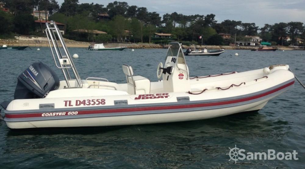 Huur Rubberboot met of zonder schipper Joker Boat in Lège-Cap-Ferret