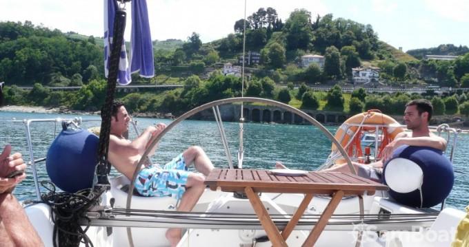 Jachthuur in Donostia/San Sebastián - Bénéteau First 40.7 via SamBoat