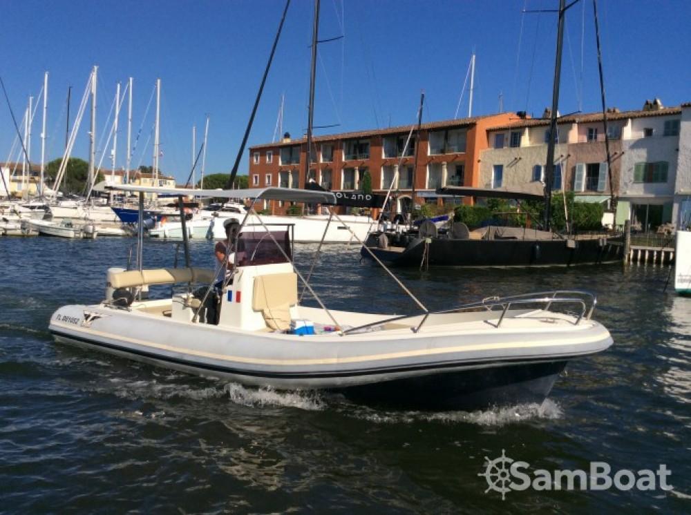 Huur Rubberboot met of zonder schipper Katoy in Grimaud