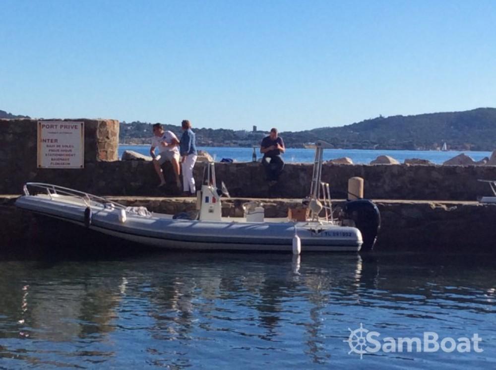 Verhuur Rubberboot in Grimaud - Katoy Katoy 650