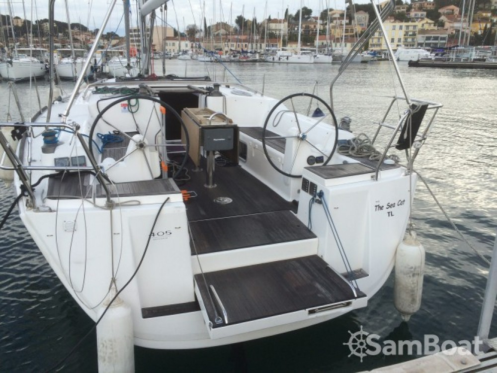 Bootverhuur Dufour Dufour 405 Grand Large in Saint-Mandrier-sur-Mer via SamBoat