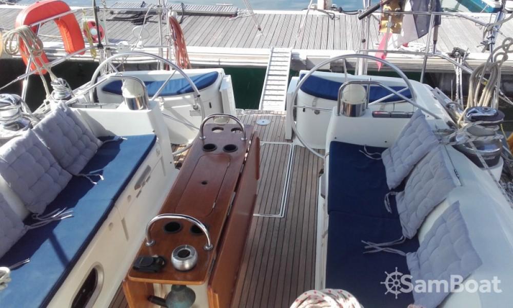 Jeanneau Sun Odyssey 52.2 te huur van particulier of professional in Solenzara