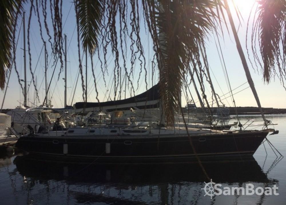 Jachthuur in Solenzara - Jeanneau Sun Odyssey 52.2 via SamBoat