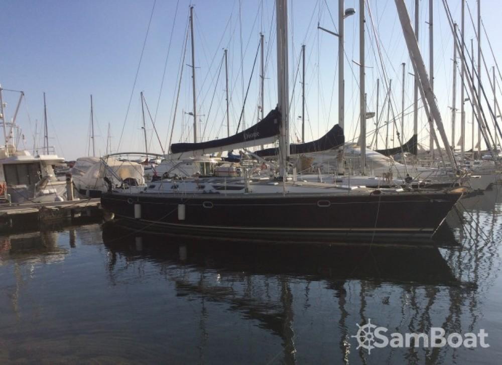 Bootverhuur Jeanneau Sun Odyssey 52.2 in Solenzara via SamBoat