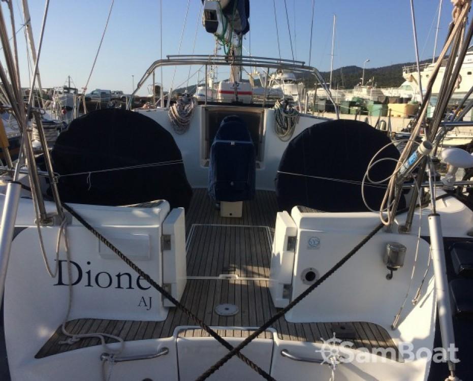 Huur een Jeanneau Sun Odyssey 52.2 in Solenzara