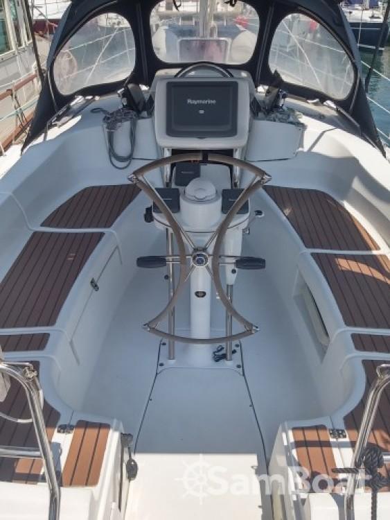 Zeilboot te huur in Vallauris voor de beste prijs