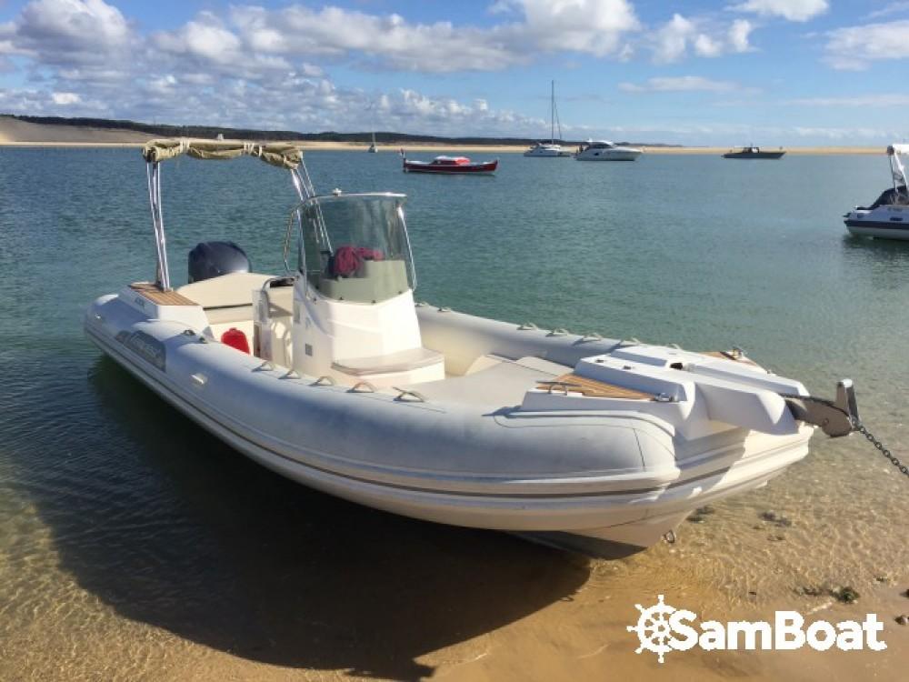 Verhuur Rubberboot in Lège-Cap-Ferret - Capelli Tempest 700