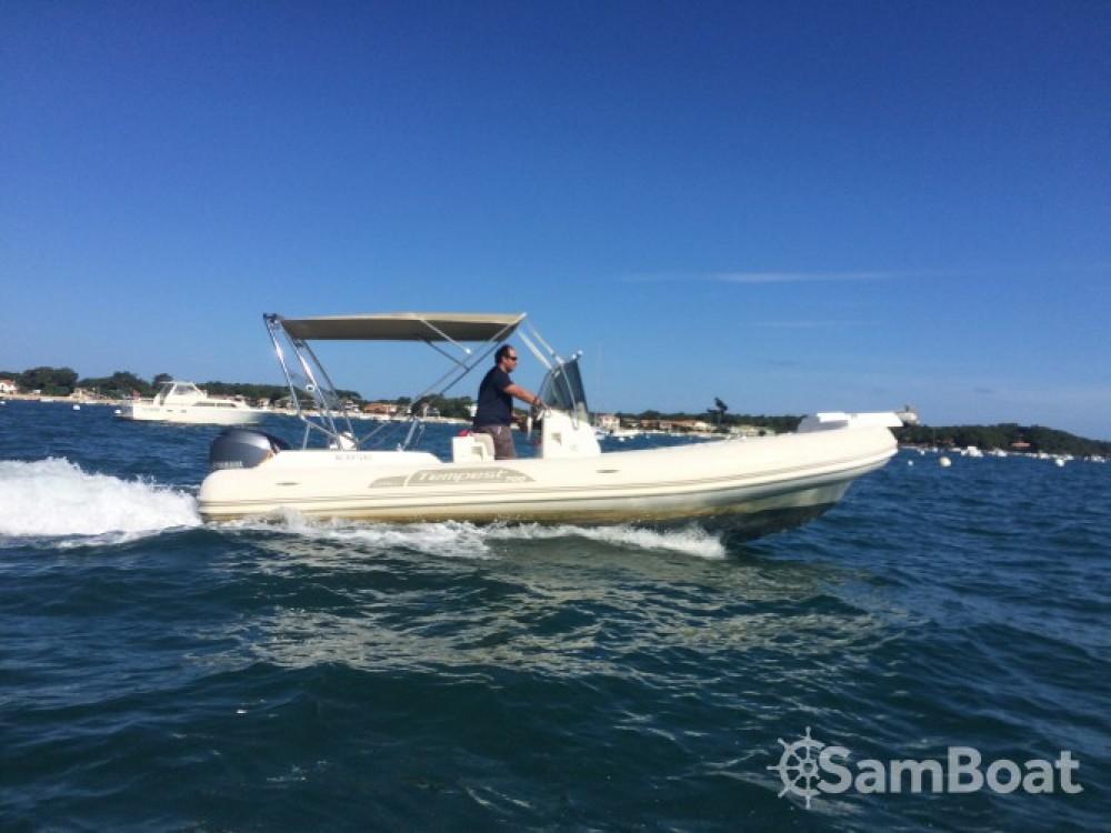 Huur Rubberboot met of zonder schipper Capelli in Lège-Cap-Ferret