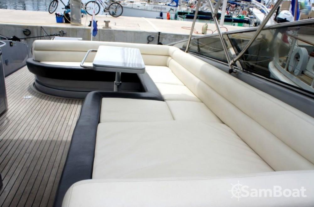 Huur Motorboot met of zonder schipper Solare in Cannes