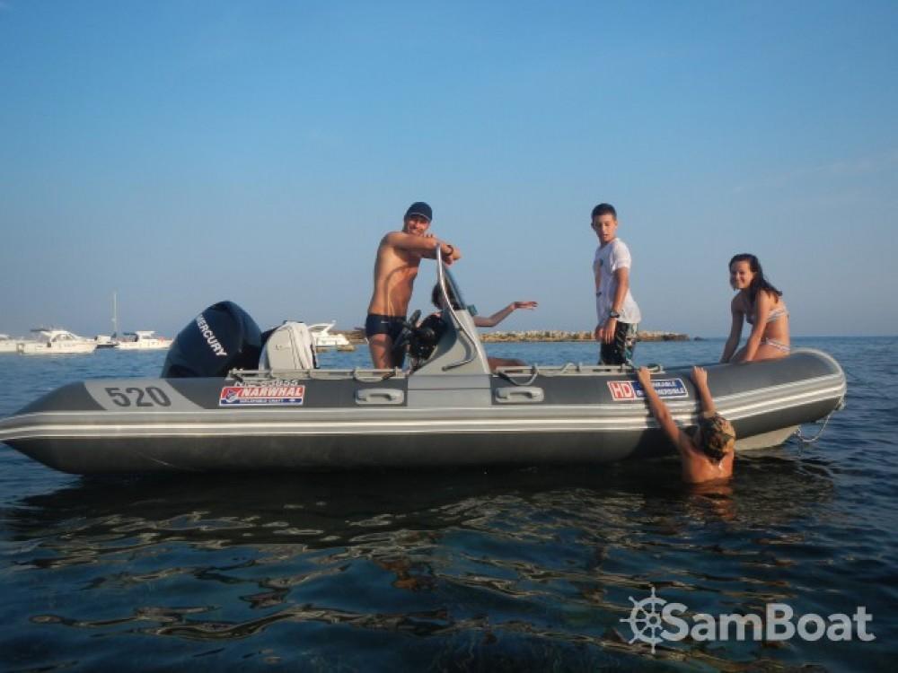 Rubberboot te huur in  voor de beste prijs