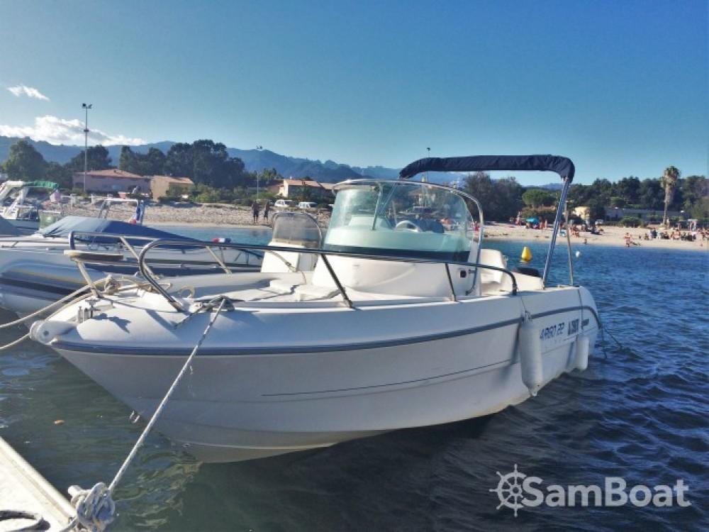 Sessa Marine Key Largo 22 te huur van particulier of professional in Porto-Vecchio
