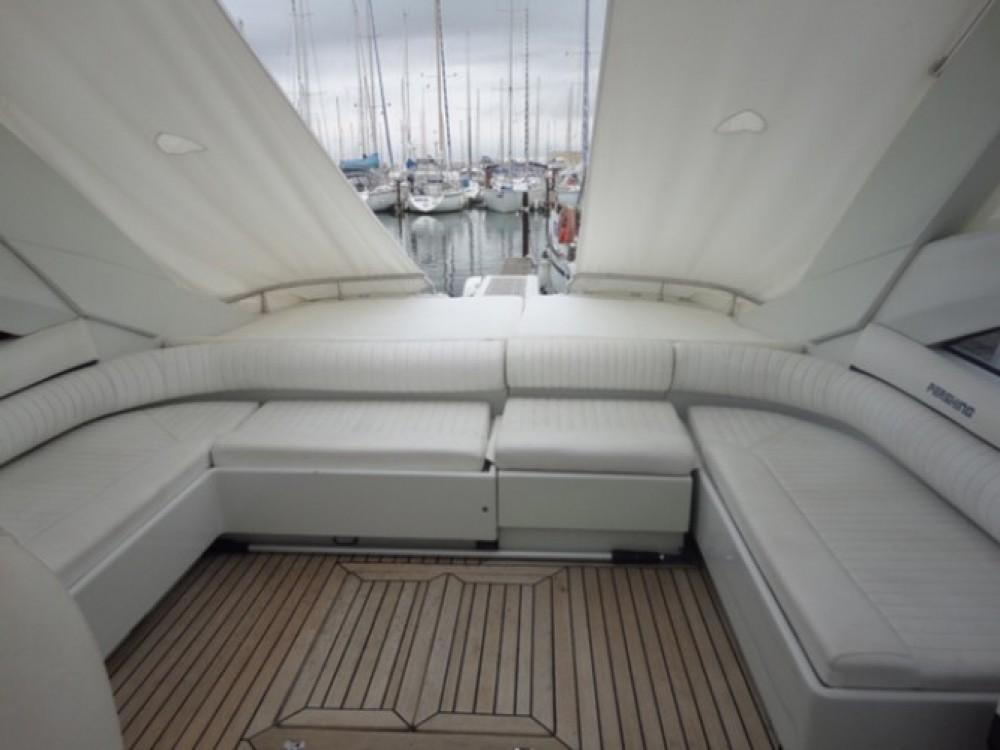Jachthuur in Frontignan - Pershing Pershing 45 via SamBoat