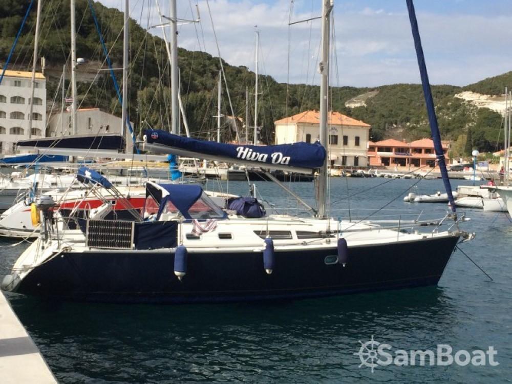 Huur Zeilboot met of zonder schipper Jeanneau in Bonifacio