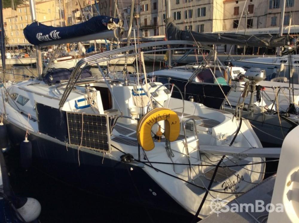 Jachthuur in Bonifacio - Jeanneau Sun Odyssey 37 via SamBoat