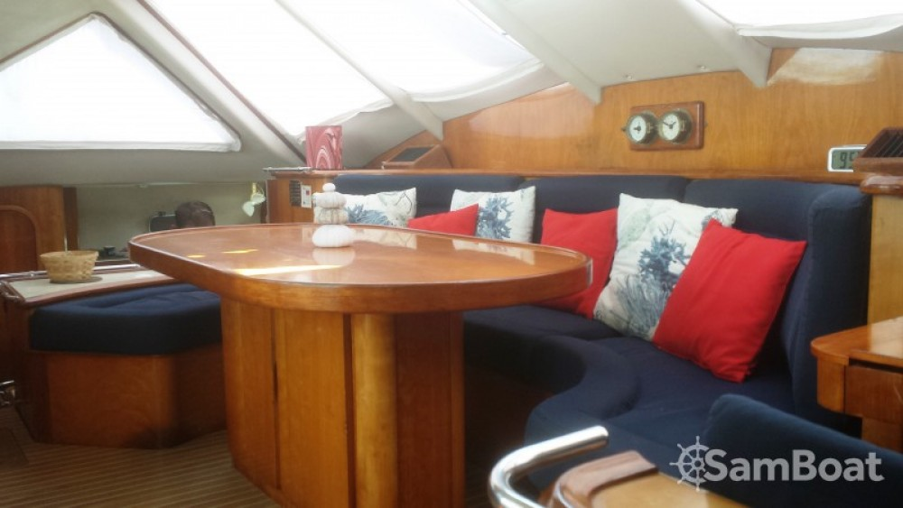 Verhuur Catamaran in Saint-François - Jeantot-Marine Privilege 45