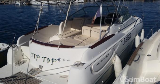 Motorboot te huur in Cavalaire-sur-Mer voor de beste prijs