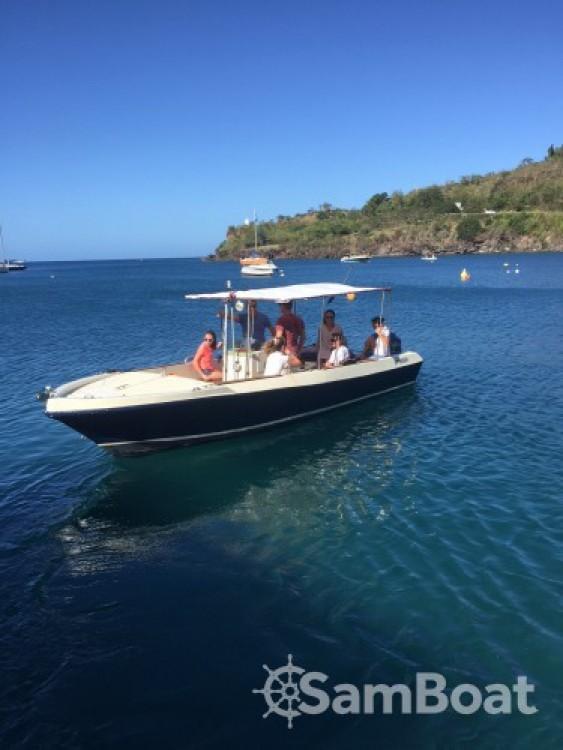 Verhuur Motorboot in Bouillante - Cna Tropic 710