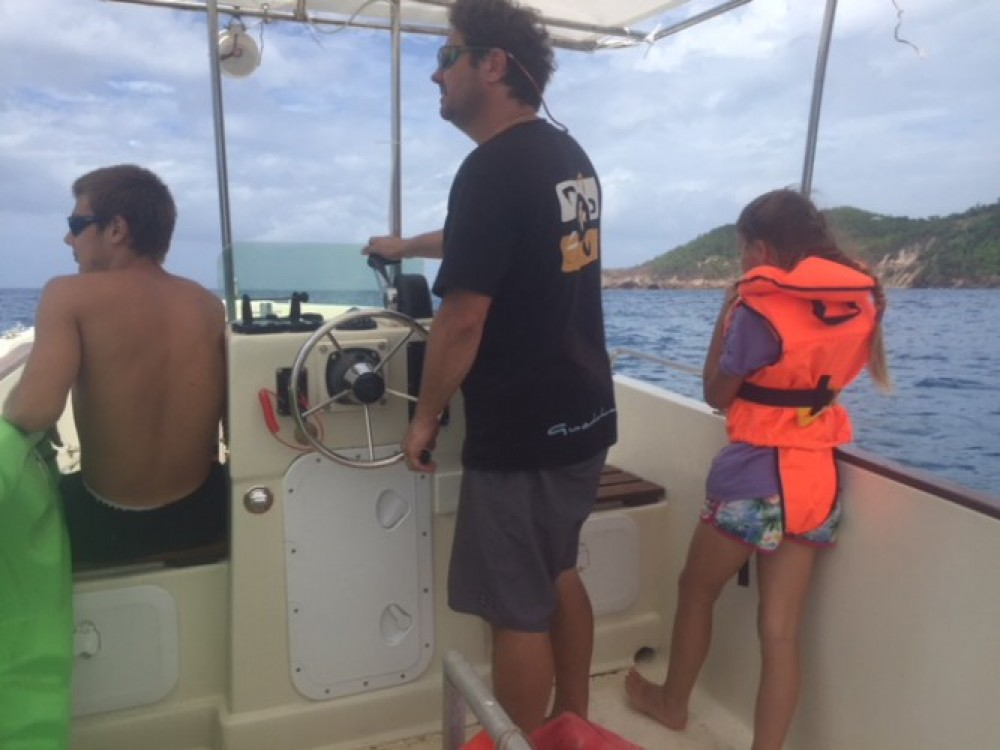 Jachthuur in Bouillante - Cna Tropic 710 via SamBoat
