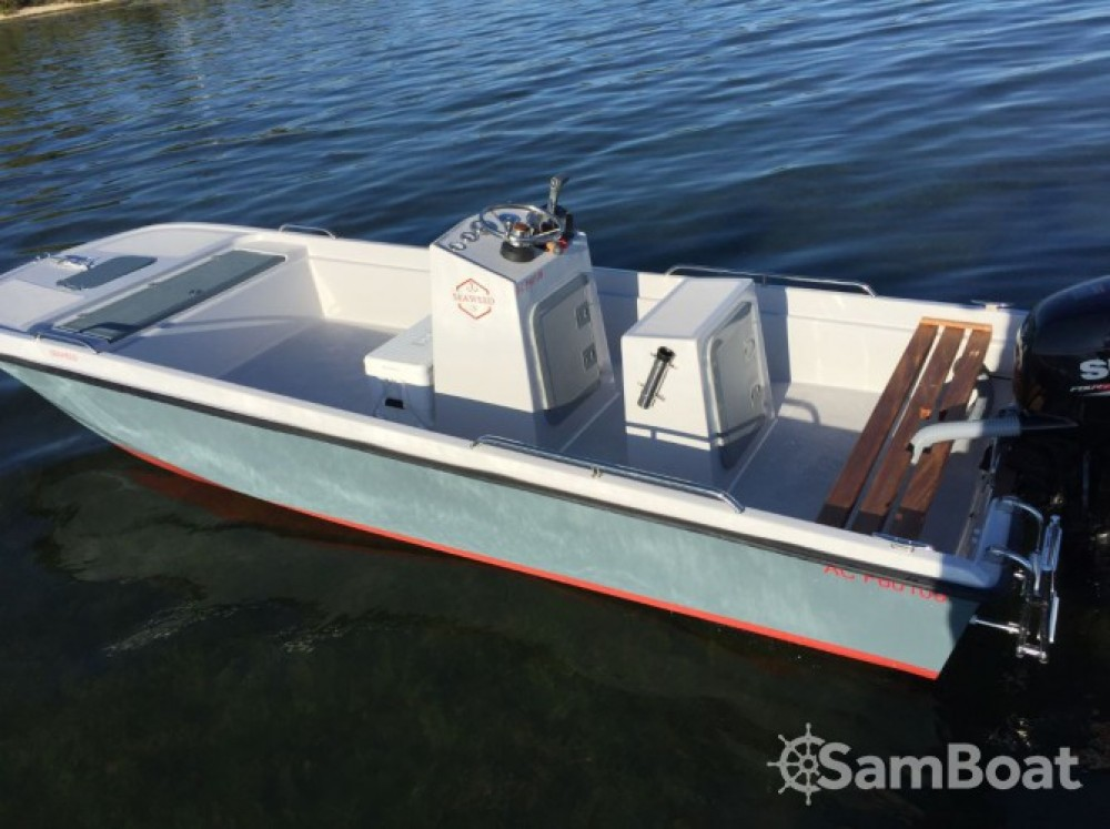 Bootverhuur Cn-Cap-Ferret Seaweed in  via SamBoat