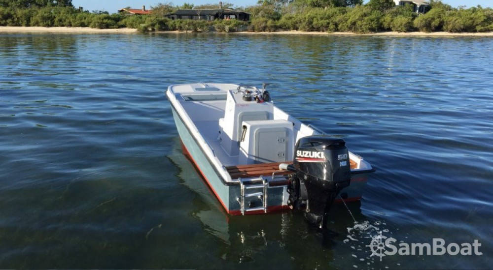 Huur Motorboot met of zonder schipper Cn-Cap-Ferret in