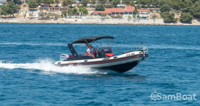 Bootverhuur Split goedkoop Aquamax B23F