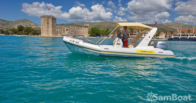 Inmark-Marine Aquamax B20F te huur van particulier of professional in Split