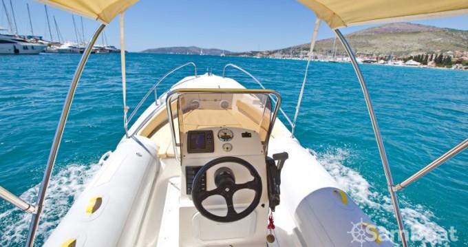 Huur Rubberboot met of zonder schipper Inmark-Marine in Split
