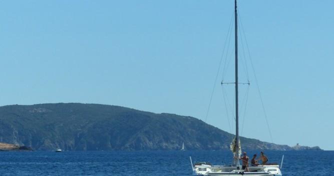 Verhuur Catamaran in Saint-Tropez - Cna DIABOLO