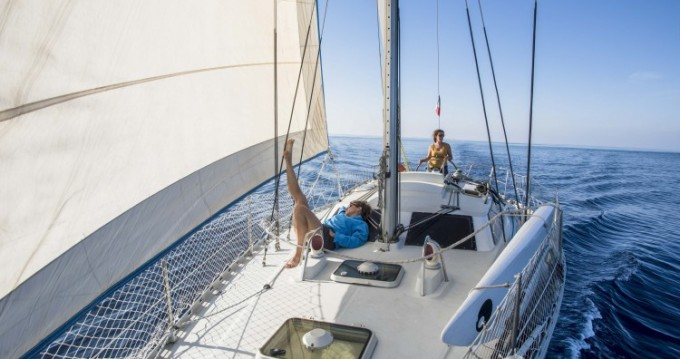 Verhuur Zeilboot Kirie met vaarbewijs