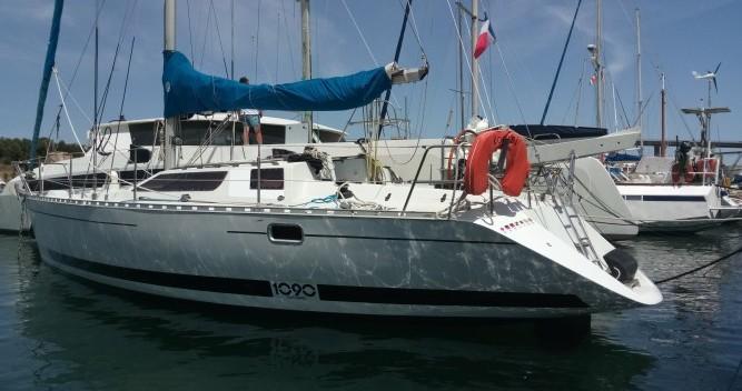 Bootverhuur Marseille goedkoop Feeling 1090