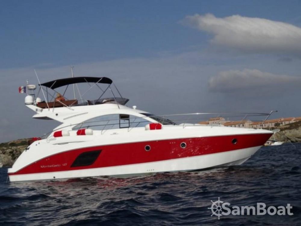 Jachthuur in Antibes - Bénéteau Monte Carlo 47 Fly via SamBoat