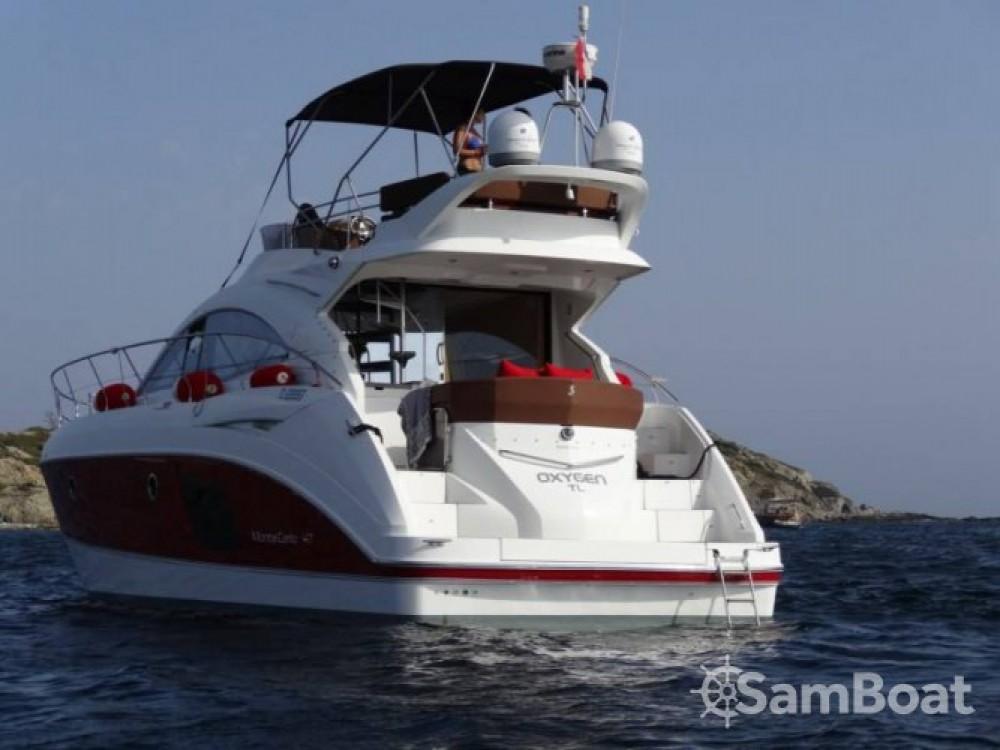 Bootverhuur Antibes goedkoop Monte Carlo 47 Fly