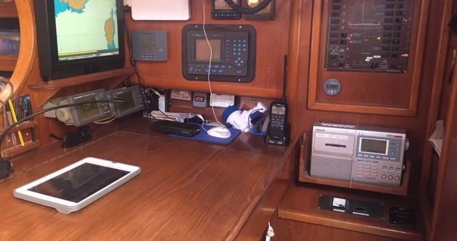 Bootverhuur Jeanneau Sun Legend 41 in Gruissan via SamBoat