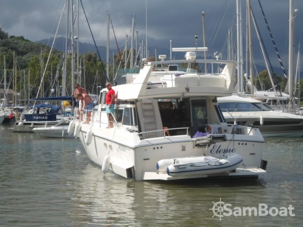 Verhuur Motorboot in Porto-Vecchio - Guy Couach Guy Couach 1602
