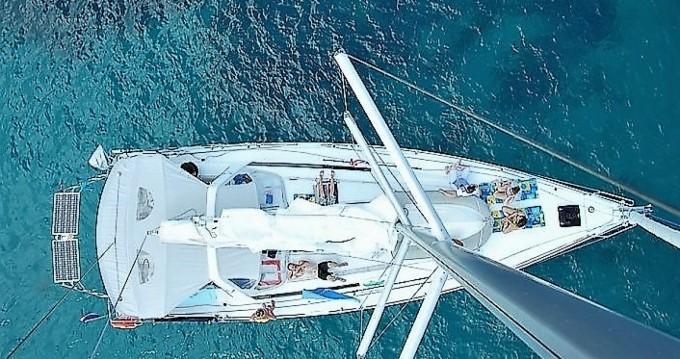 Huur een Bénéteau Oceanis 45 in Golfe-Juan