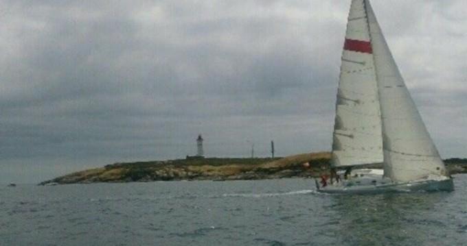 Verhuur Zeilboot in Loctudy - 3c-Composites Bongo 9.60