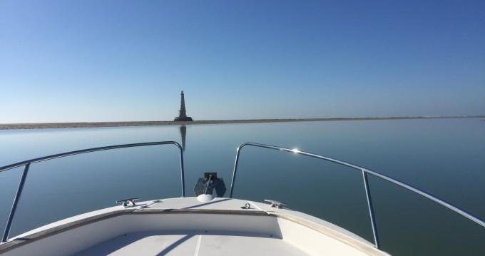 Verhuur Motorboot in Royan - Jeanneau Cap Camarat 7.5 WA