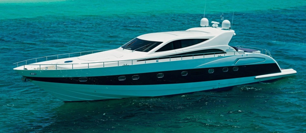 Jachthuur in Ibiza - Alfamarine Alfamarine 78 via SamBoat