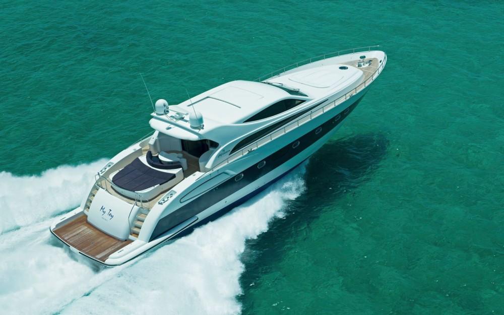 Verhuur Jacht in Ibiza - Alfamarine Alfamarine 78