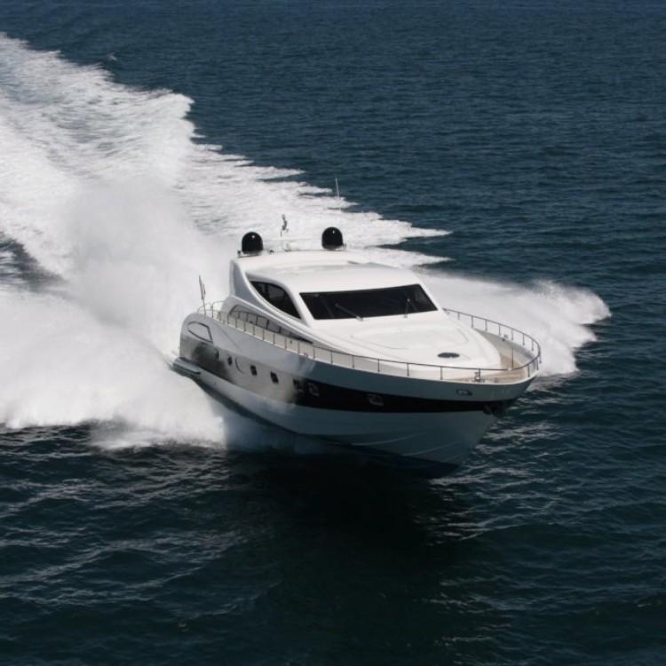 Bootverhuur Ibiza goedkoop Alfamarine 78