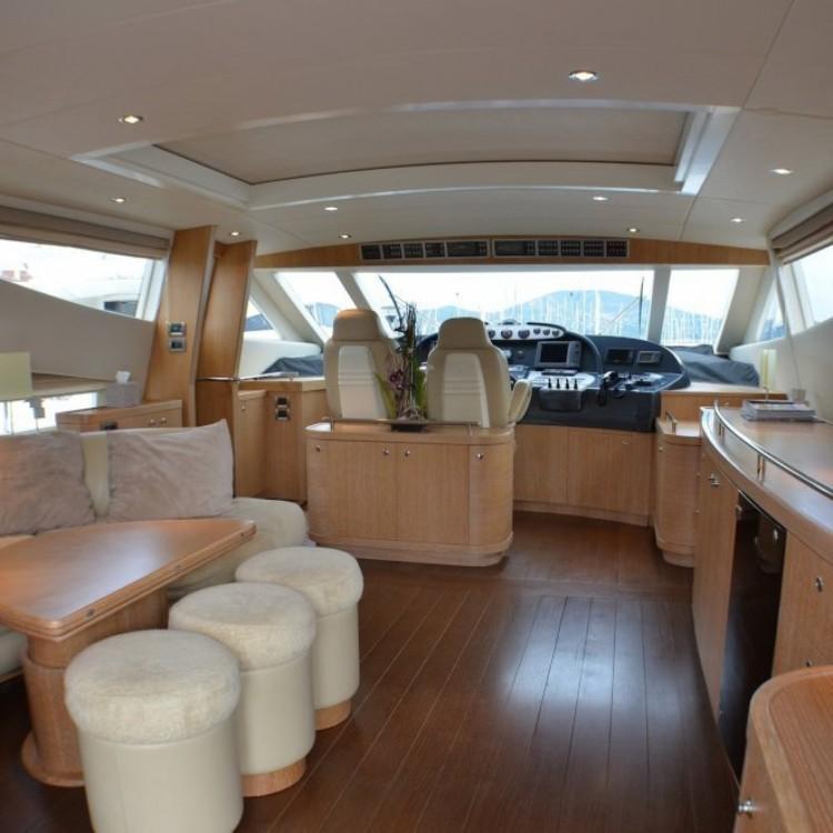 Huur Jacht met of zonder schipper Alfamarine in Ibiza