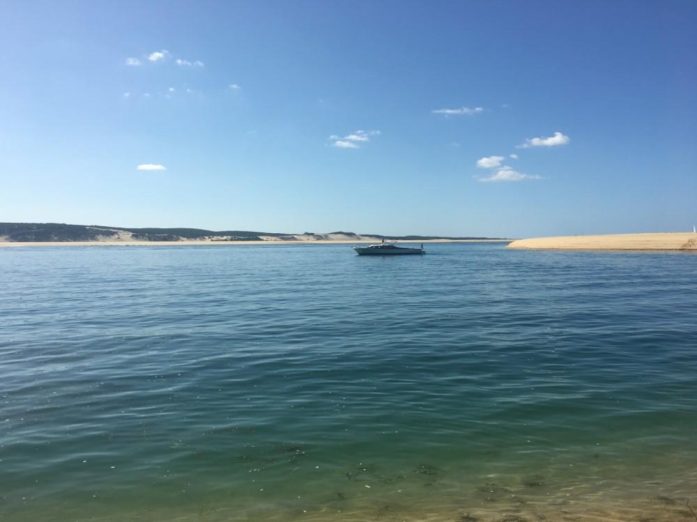 Verhuur Motorboot in Andernos-les-Bains - Quicksilver Activ 555 Open