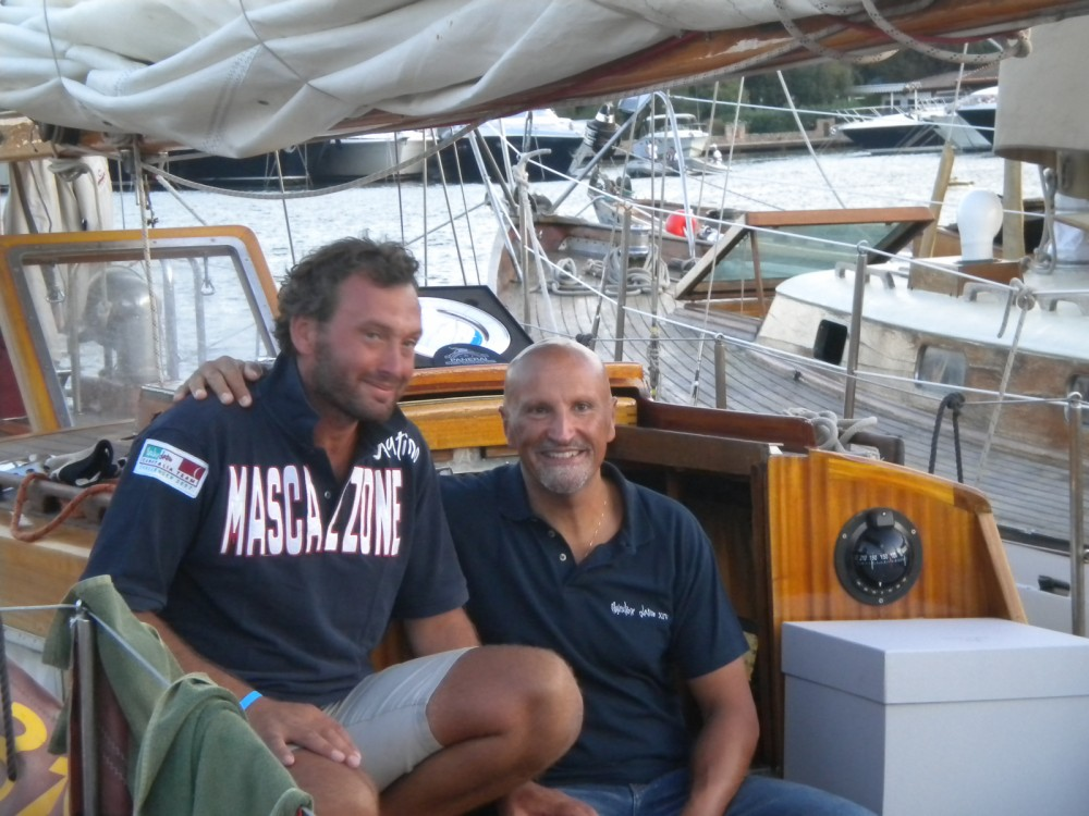 Bootverhuur Sparkman And Stephens Cutter in Porto-Vecchio via SamBoat