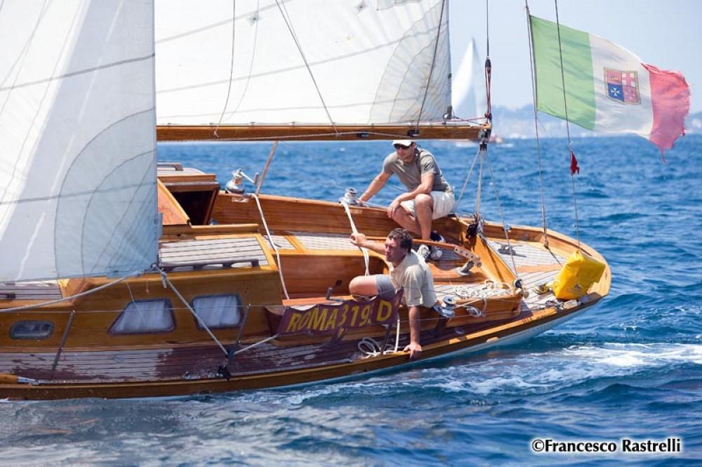 Verhuur Zeilboot in Porto-Vecchio - Sparkman And Stephens Cutter