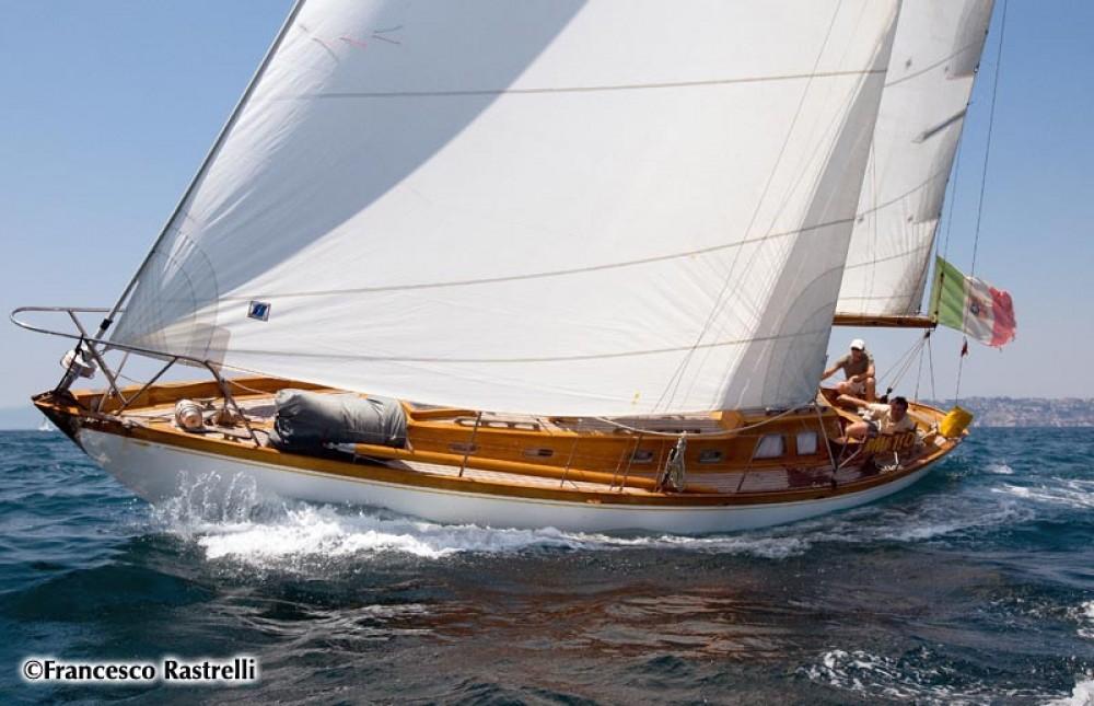 Huur Zeilboot met of zonder schipper Sparkman And Stephens in Porto-Vecchio